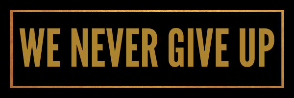 WE NEVER GIVE UP - Hotel Le Châtelain